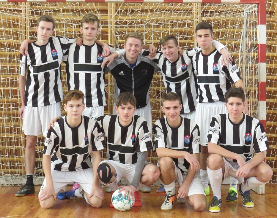 6. ročník Sunar pneuservis Cupu dorostenců v Kaplici - 2. místo FK Spartak Kaplice.