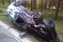 Nehoda u Milné.