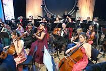Jihočeská filharmonie. Ilustrační foto