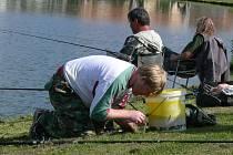 Uskuteční se například rybářské závody na Borském rybníku.