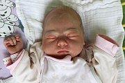 Osmačtyřicet centimetrů a 3200 gramů. Takové byly 2. srpna 2016 porodní míry Růženy Krškové, když se v0:24 narodila větřínským Vladěně Krškové a Jakubu Čarvašovi. Na sestřičku čekal dvouapůlletý Jakub. U porodu asistovala babička i teta novorozeněte.