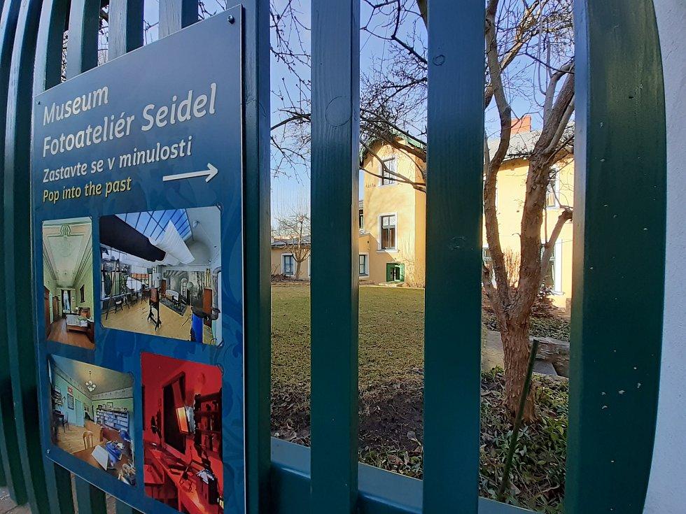 Museum Fotoateliér Seidel.
