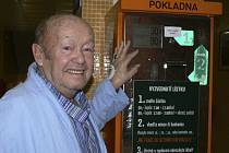 V českokrumlovské nemocnici.