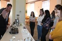 Workshop oboru kuchař - číšník SOU v Kaplici.