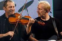 Karel Holas a František Černý vystoupí v pátek v Holkově.