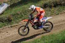 Od víkendu se na trati Blanská kotlina v Kaplici koná  ME v motokrosu kategorií 65 a 85ccm.