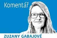 Zuzana Gabajová.