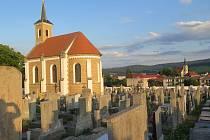 Hřbitovní kaple nad Křemží.