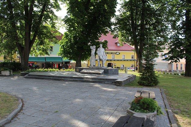 Horní Planá spustila další etapu revitalizace sídliště. Ilustrační foto.