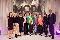 MODA Fashion Day(s) 2019 v Českém Krumlově.