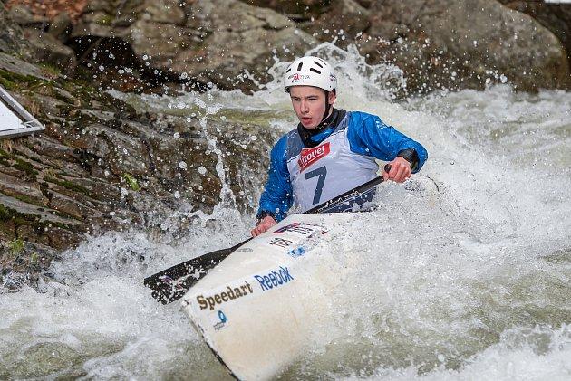 Vojtěch Skořepa vybojoval pod Křivoklátem tři tituly mistra ČR (1x individuální sprint, 2x sprint družstev) a třikrát byl bronzový (individuální sprint i slalom a družstva slalom).