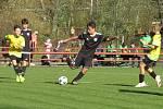 12. kolo KP mladší žáci: FK Spartak Kaplice – FK Tatran Prachatice 4:3 (2:2).