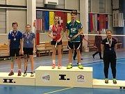 Krumlovský Tomáš Švejda a Kateřina Zuzáková z Benátek nad Jizerou se na MM juniorů Maďarska postarali o nejlepší výsledek českých barev.