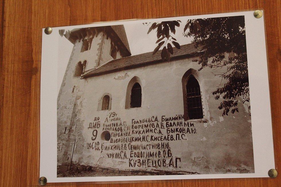 Kostel sv. Mikuláše v Boleticích.
