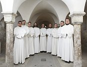 O víkendu slyšíte v Českém Krumlově Jana Smigmatora, Dashu nebo uskupení Schola Gregoriana Pragensis.