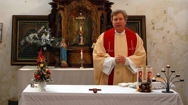 Bohoslužby. Ilustrační foto: archiv Deníku