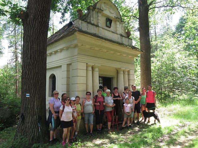 Kájovský spolek Radost pro všechny pořádal vycházku na Dubík.