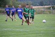 Poslední souboj fotbalistů křemežského Sokola a Slavoje Kynšperk nad Ohří hraný na jihu Čech přinesl jedenáctigólovou přestřelku (4:7) a již tradiční výhru Západočechů.