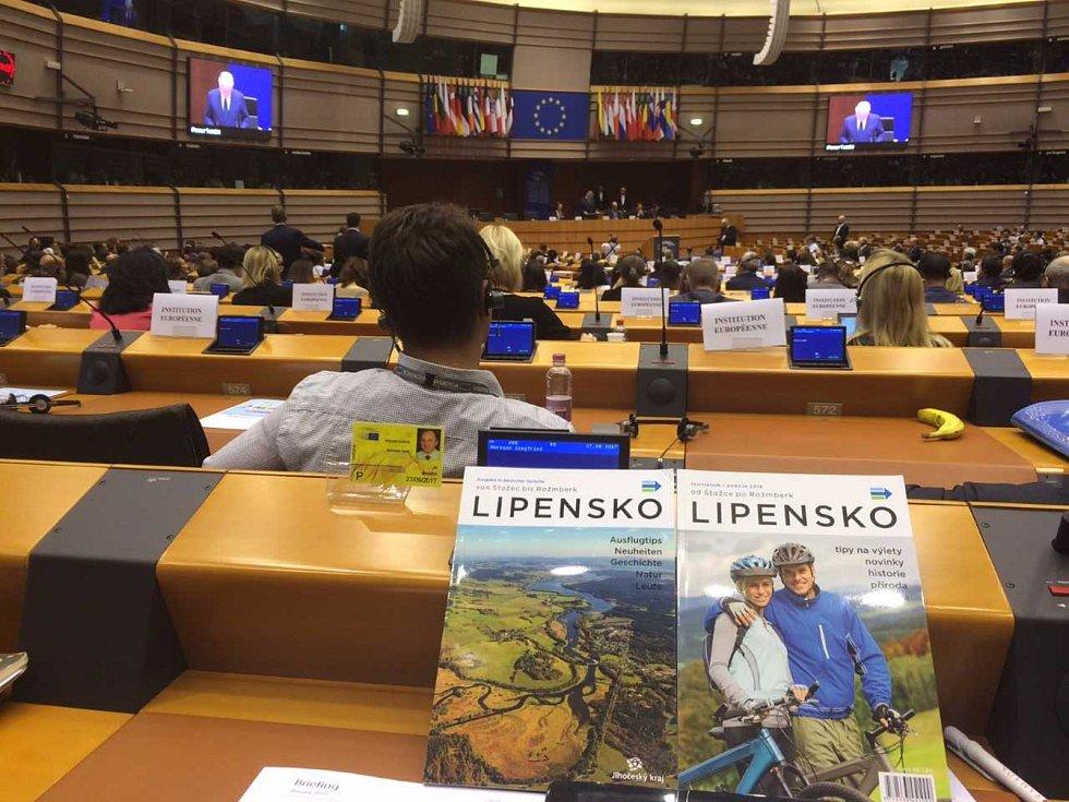 U příležitosti mezinárodního dne turistiky konala v Bruselu v EP významná konference o turismu.