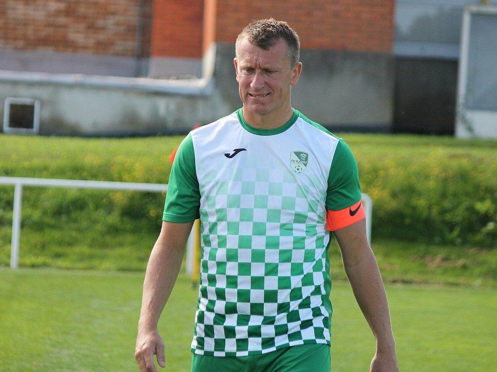 Václav Beránek se stal vítězem ankety o nejpopulárnějšího fotbalistu na Českokrumlovsku.