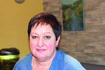 Lenka Schwarzová, starostka Rožmberka nad Vltavou.
