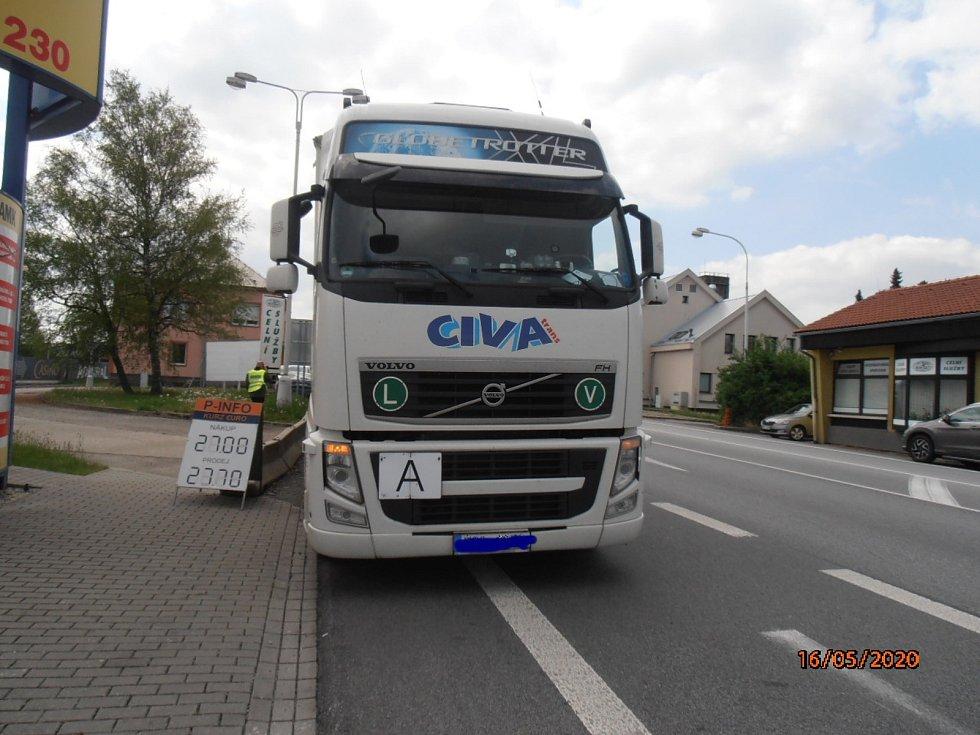Celníci v Dolním Dvořišti odhalili dovoz nelegálního odpadu z Itálie.
