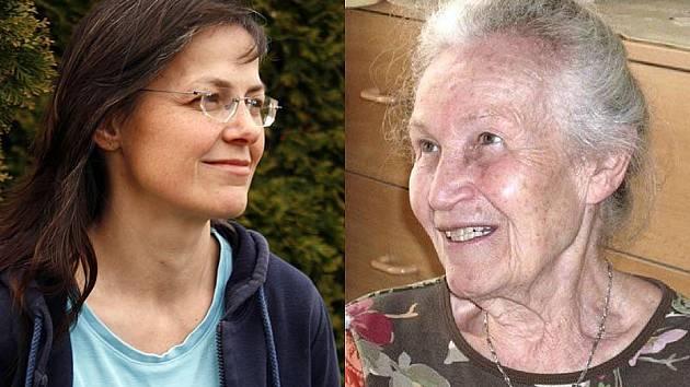 Radmila Tomsová - Malinovská se ptá Ruth Hálové.