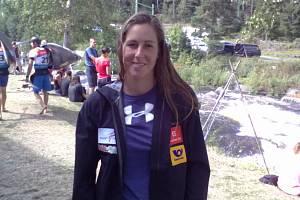 REPREZENTANTKA Kateřina Kudějová si splnila velký sen. Na rok vyhrála auto.
