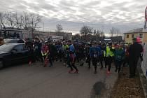 Radiční běh Klekluli zamířil přes Kleť a Kluk do Litvínovic.