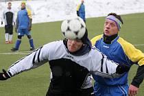 Sekyra Group Cup 2010 / TJ Sokol Přídolí - FK Slavoj Český Krumlov B 2:5 (1:3).