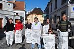 Do sobotní akce Ukliďme svět, ukliďme Česko! se zapojilo přes padesát dobrovolníků.