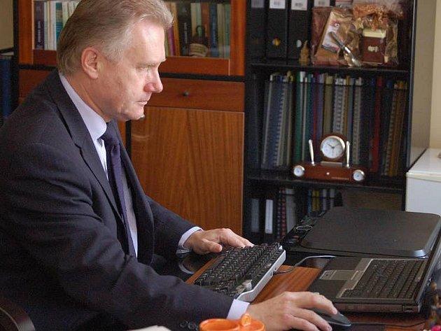 Primátor Jiří Lajtoch v on-line rozhovoru pro Přerovský deník