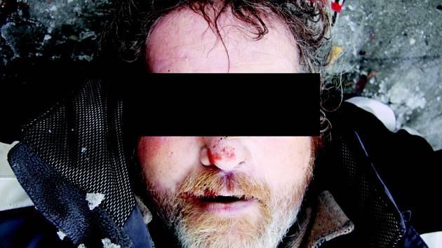 Policisté našli v Přerově mrtvého muže, totožnost neznají.