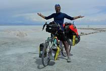 Cestovatel a dobrodruh projel na kole Kanadu, ale i Patagonii nebo Kavkaz.
