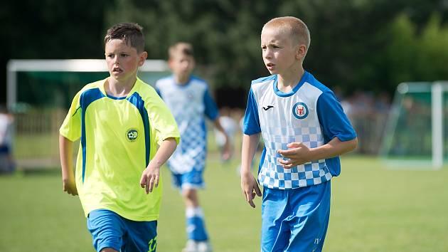 Mladí fotbalisté dohráli. Ilustrační foto