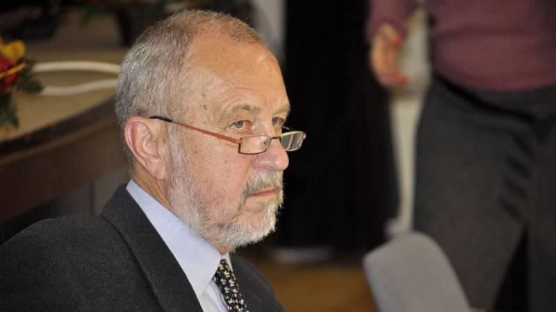 Přerovský primátor Vladimír Puchalský (Společně pro Přerov) v září 2017