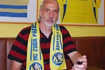 Lubomír Svoboda, marketingový manažer HC ZUBR Přerov