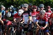 Závody silničních kol Mamut Tour a horských kol Mamut Bike v Přerově