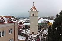 Zvonice v Dřevohosticích