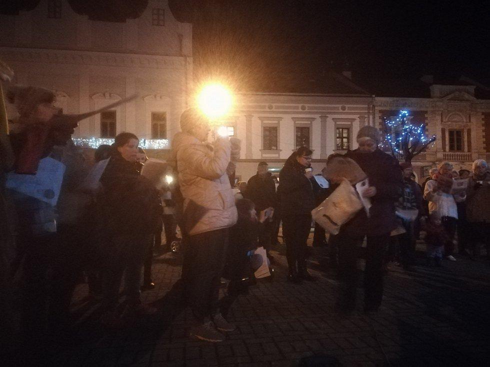 Česko zpívá koledy 2017 - Tovačov