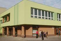 Základní škola Trávník v Přerově