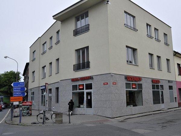 Oceněný dům vHusově ulici vPřerově - 2.místo