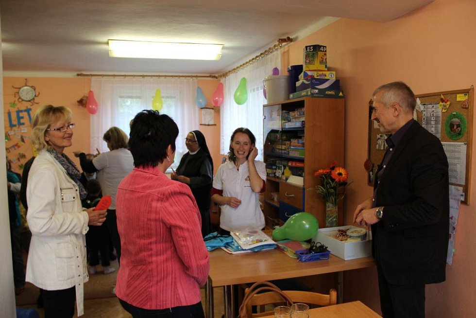 V Církevním dětském domově Emanuel oslavili 10 let fungování
