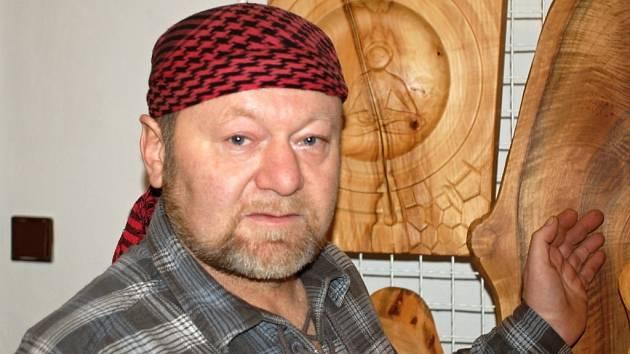 Truhlář Josef Urban z Hustopečí nad Bečvou
