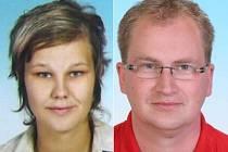 Hledaná Jarmila Skopalová a Libor Dušek