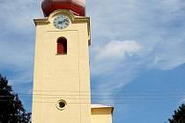 Kostel v Pěnčicích