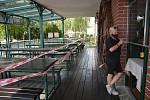 Na otevření zahrádky se chystají také ve vyhlášené přerovské restauraci U Labutě.