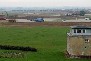 Areál přerovského letiště v Bochoři. Ilustrační foto