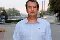 Lídr hnutí ANO v Přerově Petr Vrána