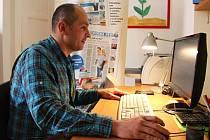 Aleš Procházka z Přerova, odborník přes kola a pořadatel Author Šela Marathonu při on-line rozhovoru